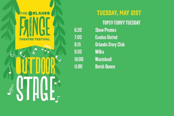 OutdoorStage – Orlando Fringe