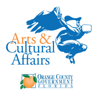 Logo for Arts & Cultural Affairs Orange County Government