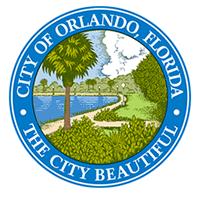 Logo of the City of Orlando