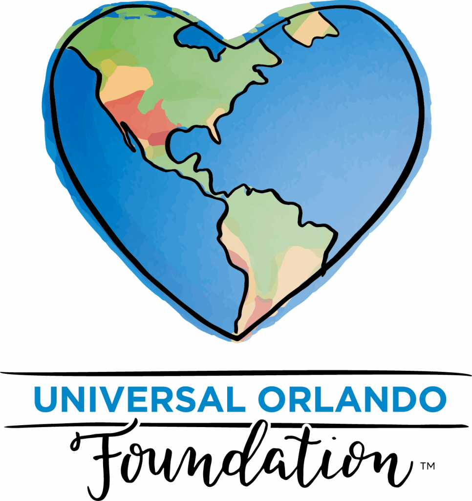 Logo of the Universal Orlando Foundation