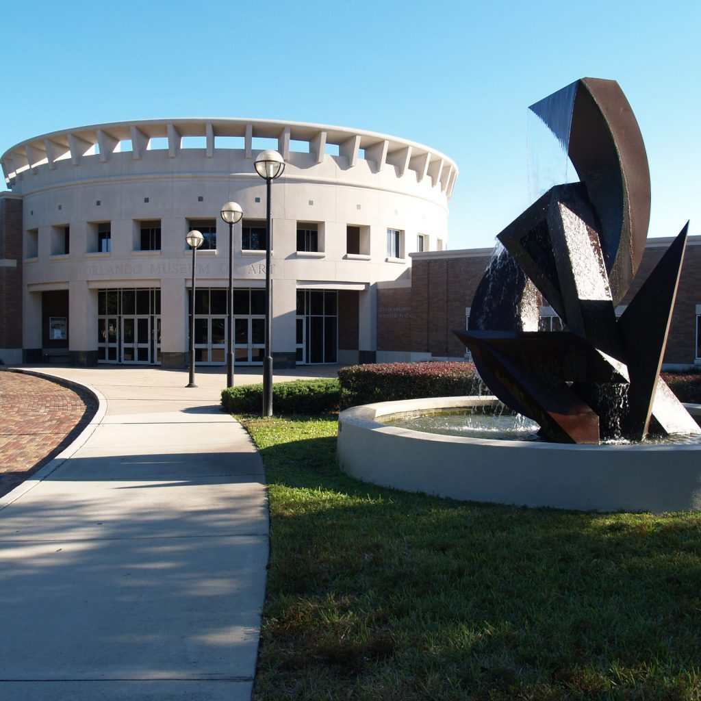 Photo of the Orlando Museum of Art