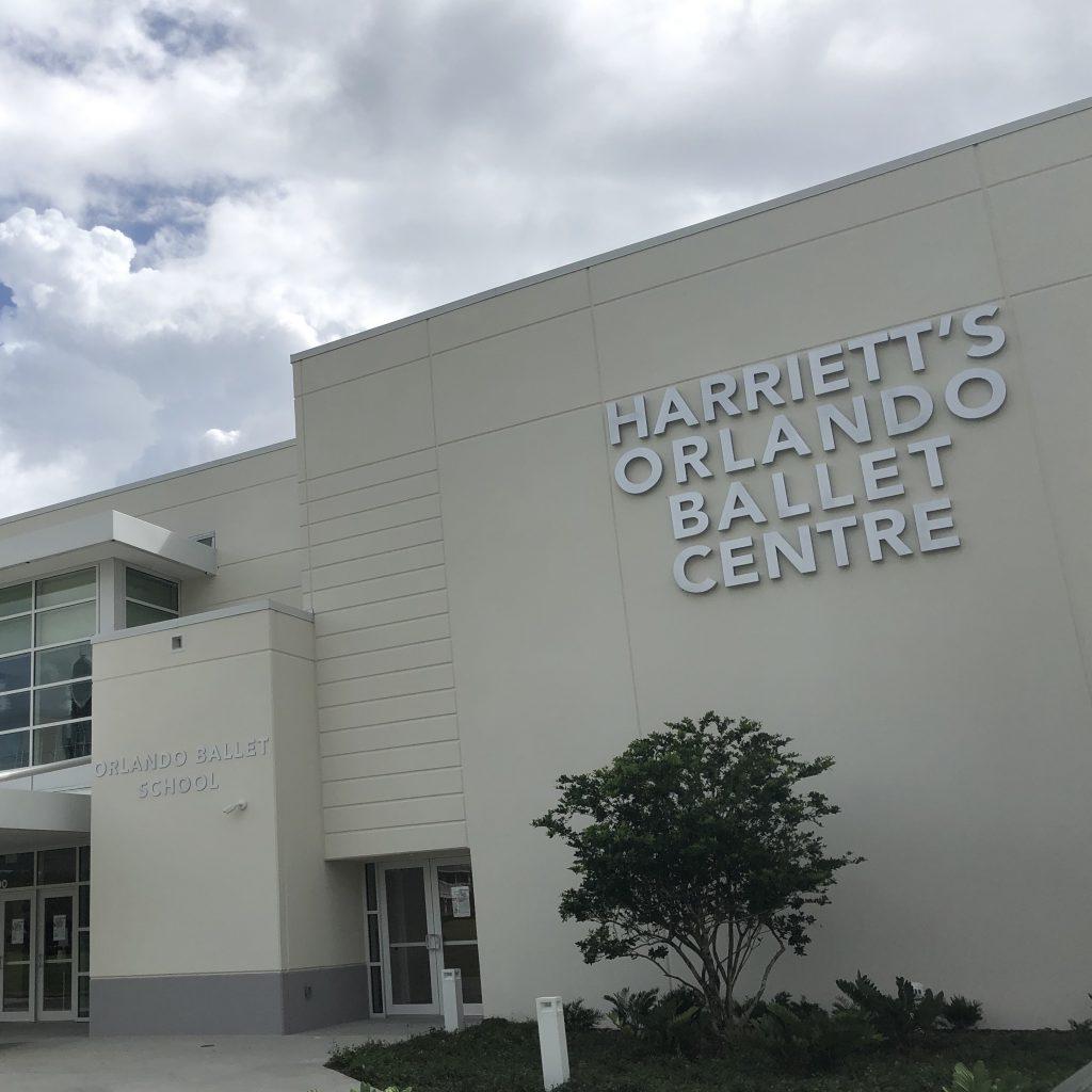 Photo of Harriett's Orlando Ballet Centre.