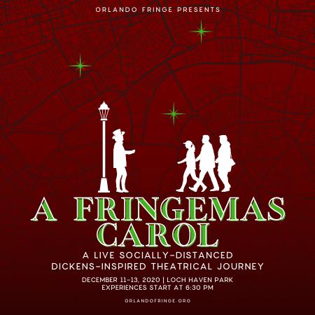 Poster for A Fringemas Carol
