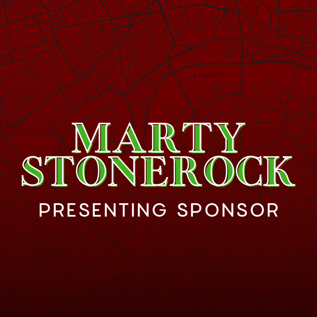 Marty Stonerock - Presenting Sponsor