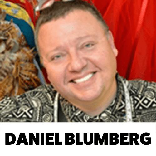 Photo of Daniel Blumberg