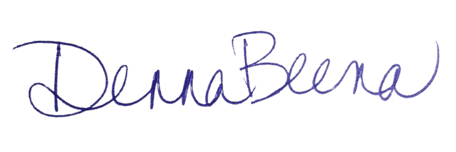 Denna Beena signature