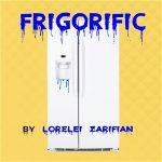 A refrigerator.
