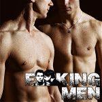 Two shirtless men