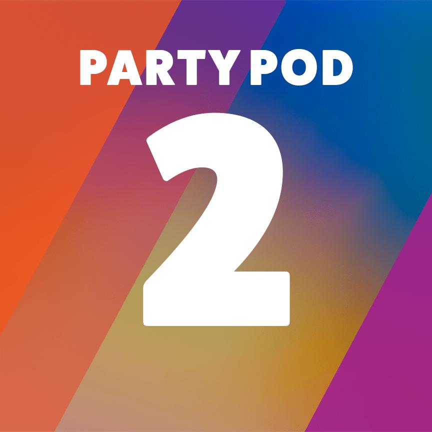 Party Pod 2 - In Memory of Christian Damon