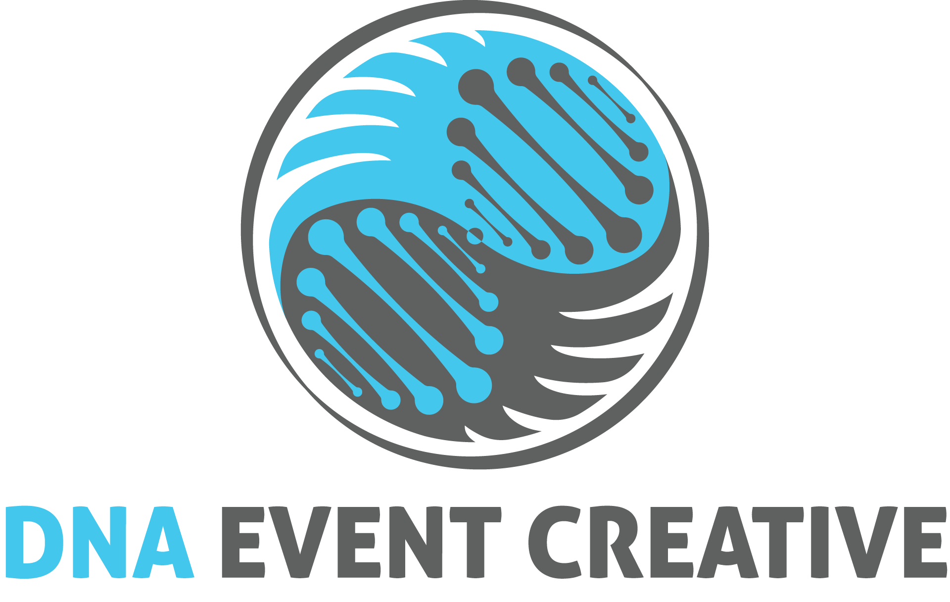 Logo for DNA Event Creative