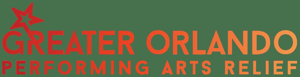 Logo for GOPAR - Greater Orlando Performing Arts Relief