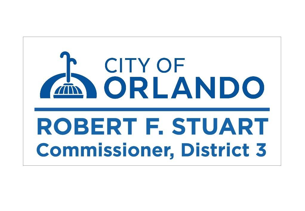 City of Orlando Robert F. Stuart, Commissioner, District 3