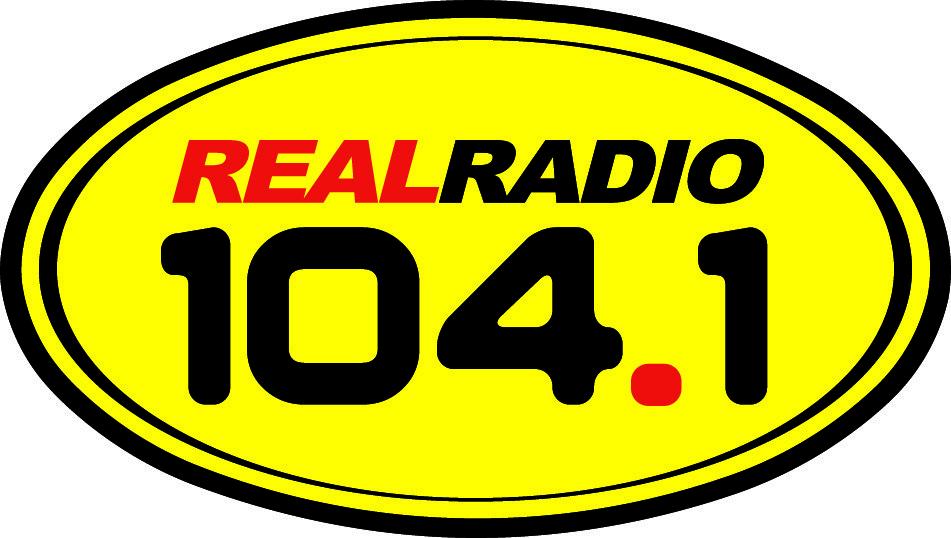 Real Radio 104.1 Logo
